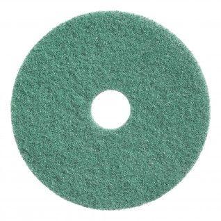 """Disco Twister™ Diamond Floor Pad Verde 13"""""""