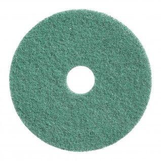 """Disco Twister™ Diamond Floor Pad Verde 17"""""""