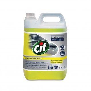Cif PF Detergente Desengordurante Forte 2 x 5 Litros