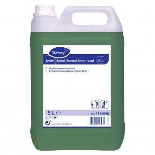 Sprint Emerel Amoniacal 2 x 5 Litros