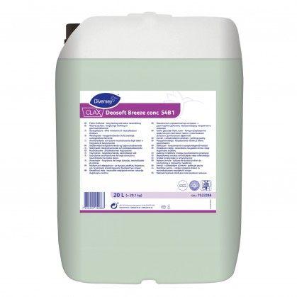 Clax Deosoft Breeze Conc 54B1 20 Litros