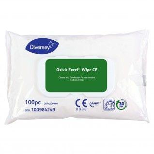 Oxivir Excel Wipe CE