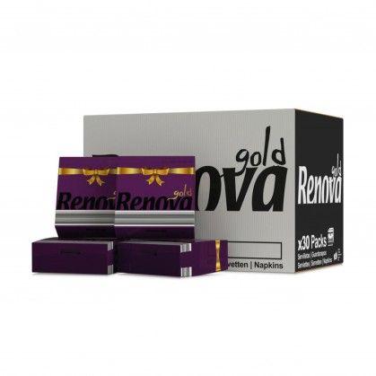 Guardanapos Renova Gold Bordeaux