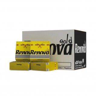 Guardanapos Renova Gold Amarelo