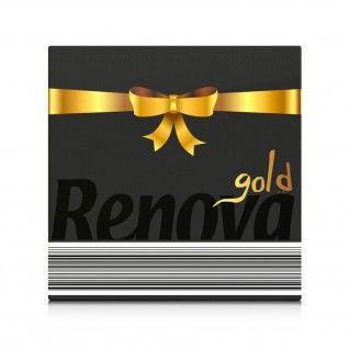 Guardanapos Renova Gold Preto
