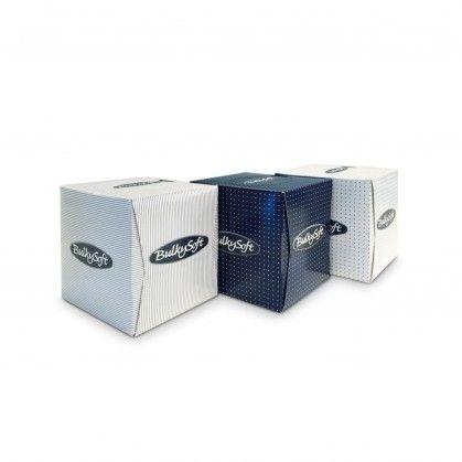 Lenços Faciais BulkySoft Cube