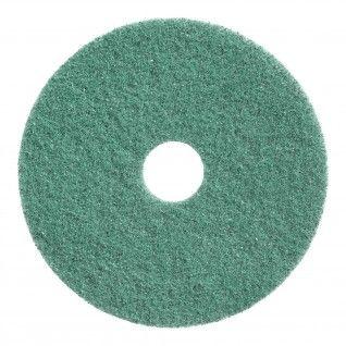 """Disco Twister™ Diamond Floor Pad Verde 16"""""""