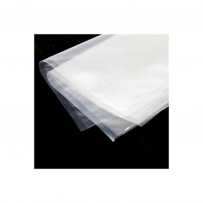 Sacos Gofrados para Embalagem a Vácuo 180 gr/m2 15 x 23 cm P