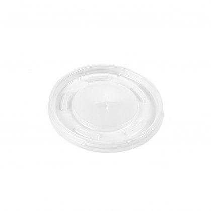Tampas para Copos 229.09/153.84 Ø 8 cm Translúcido PS