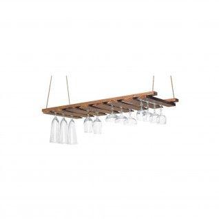 Rack para Cálices 35 x 90 cm Madeira
