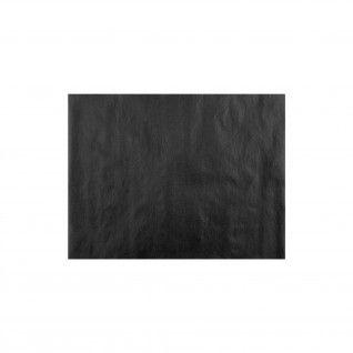 Toalhas de Mesa 60 gr/m2 31 x 43 cm Preto Kraft