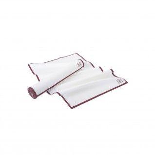 """Panos de Cozinha """"Roll-Drap"""" 40 x 64 cm Vermelho Algodão"""
