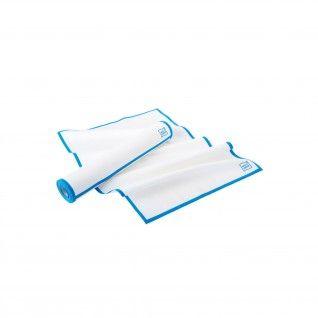"""Panos de Cozinha """"Roll-Drap"""" 40 x 64 cm Azul Algodão"""
