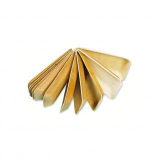 """Bandejas Retangulares """"Areca"""" 25 x 16 x 3 cm"""