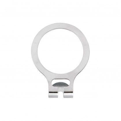 Anéis para Cabides Anti-Roubo Ø 4,8 cm Metal