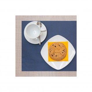 """Toalhas de Mesa """"Spunbond Plus +"""" 80 gr/m2 30 x 40 cm Azul M"""