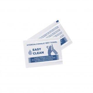 "Toalhetes Hidroalcoólicos ""Easy Clean"" 6 x 8 cm Celulose"