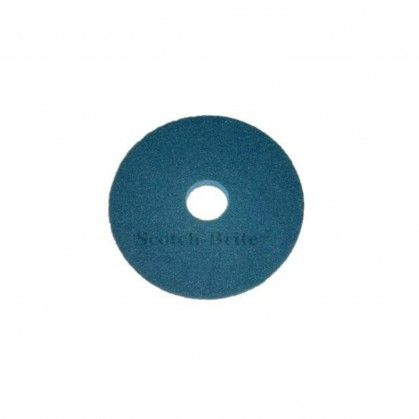 Scotch-Brite™ Discos Azuis 406 mm 16