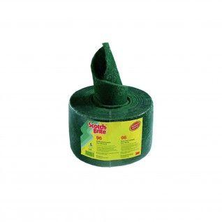 Esfregão Verde em Rolo Pré-Cortado 96 Scotch-Brite™