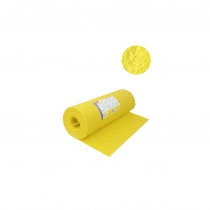 Pano Amarelo Multiusos em Rolo Pré-Cortado 6M