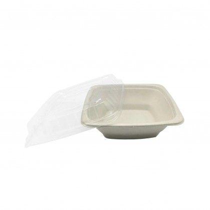 Bowls Quadradas em Fibra de Trigo 720 ml