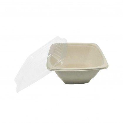 Bowls Quadradas em Fibra de Trigo 1200 ml