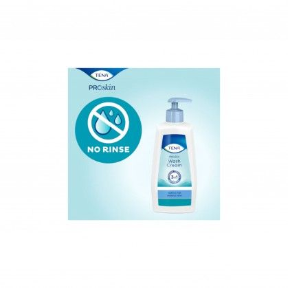 TENA ProSkin Wash Cream 10 x 500 ml
