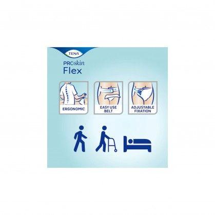 TENA ProSkin Flex Plus Large