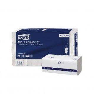 Tork PeakServe® Toalhas de Mãos Continuous™