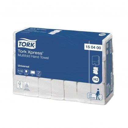 Tork Xpress® H2 Toalha de Mão Interfolha - Dobra em Z