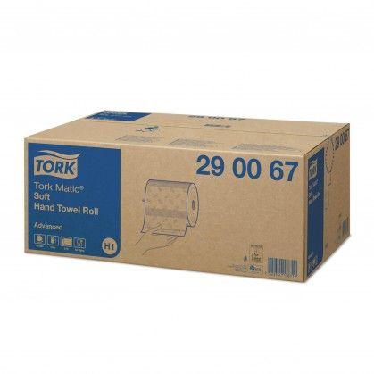 Tork Matic® H1 Toalha de Mão Suave em Rolo Advanced