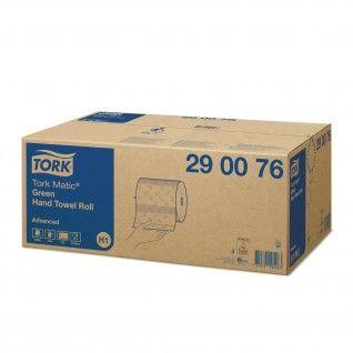 Tork Matic® H1 Toalha de Mão Verde em Rolo Advanced