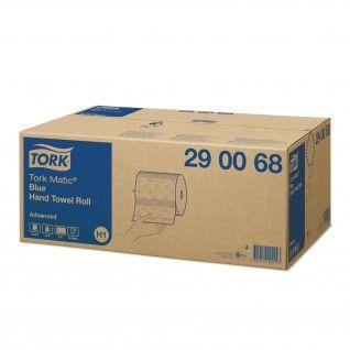 Tork Matic® H1 Toalha de Mão Azul em Rolo Advanced