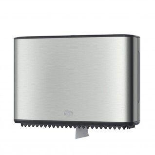 Tork Dispensador T2 para Papel Higiénico Mini Jumbo Inox