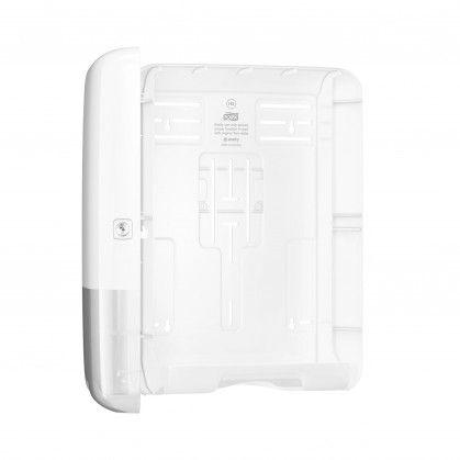Tork Dispensador H3 para Toalha Dobrada em Z/C Branco