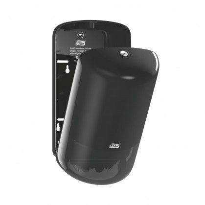 Tork Dispensador M1 Mini de Alimentação Central Preto