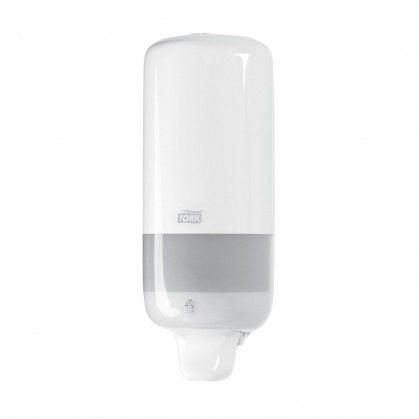 Tork Dispensador para Sabonete Líquido e em Spray Branco