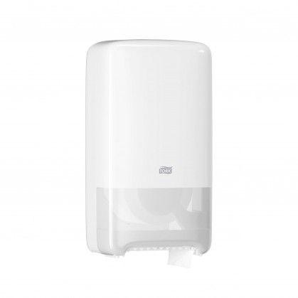 Tork Mid-size Dispensador para dois Rolos de Papel Higiénico