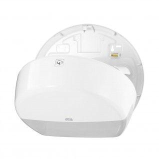 Tork Dispensador T2 para Papel Higiénico Mini Jumbo Branco