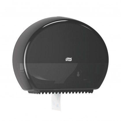 Tork Dispensador para Papel Higiénico Mini Jumbo Preto