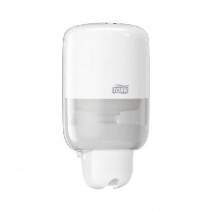 Tork Dispensador para Sabonete Líquido Mini Branco