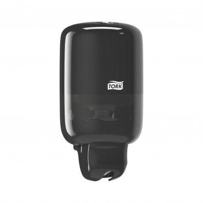 Tork Dispensador para Sabonete Líquido Mini Preto