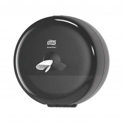 Tork SmartOne® Dispensador T9 Mini Papel Higiénico Preto