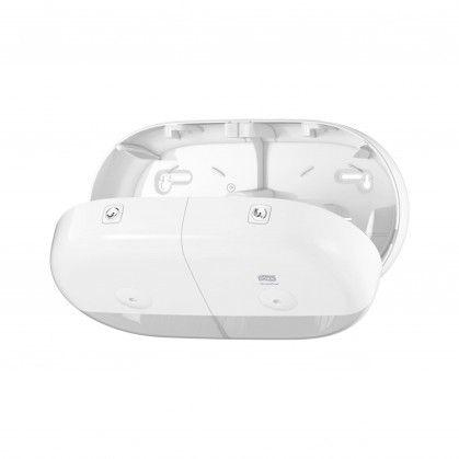 Tork SmartOne® Dispensador T9 Mini Duplo Papel Higiénico