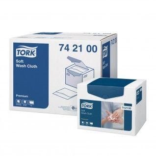 Tork Toalhas para Limpeza Suaves Premium 30 x 19 cm