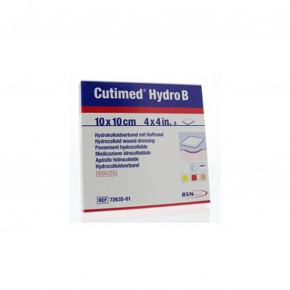 Cutimed Hydro B Penso Hidrocolóide 10 x 10 cm