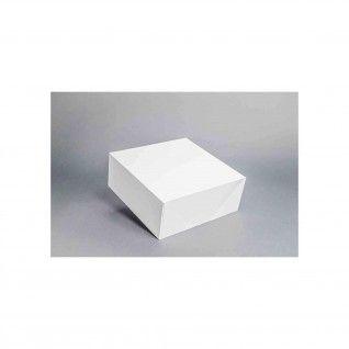 Caixa Cartolina Branca 27 - 27 x 27 x 11 cm