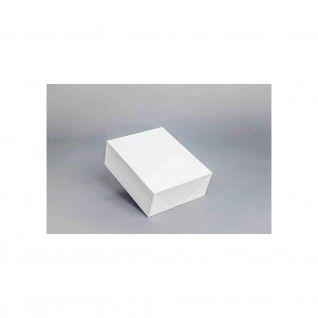 Caixa Branca 4 - 20 x 16 x 7 cm