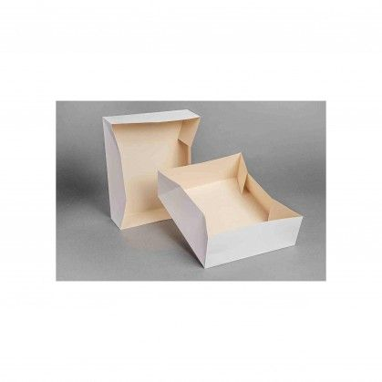Caixa Branca 5 – 25 x 21 x 7,5 cm