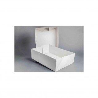 Caixa Cartolina Torta T8 45 x 33 x 13 cm 50 unidades
